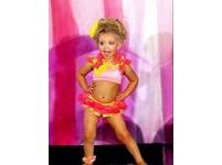【圖】3歲「真人版芭比」薩瓦娜 老媽月砸14萬選美