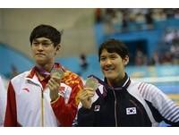 倫敦奧運/戲劇化!男200m自由式 孫楊朴泰桓並列第二