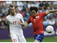 倫敦奧運/辱罵南韓智障 足球員被逐出瑞士隊