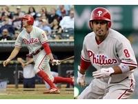 MLB/費城人交易大放送 換走外野兩員大將