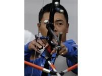 抱弓睡覺、自製箭靶到處練 敦奧國手陳宥辰想再拼奧運