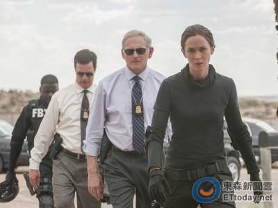艾蜜莉布朗領FBI打毒梟 《怒火邊界》登高雄電影節