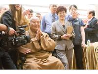 台灣話就是福建話 星雲:盼洪秀柱領導成為中國人