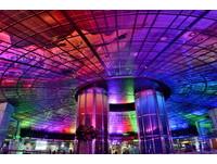好像萬花筒!世界10大驚奇天花板 高雄「光之穹頂」上榜