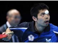 倫敦奧運/莊智淵不敵王皓 晚間將續爭銅牌