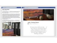 閱讀新實驗 波士頓環球報用Facebook「網誌」刊新聞