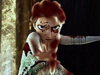 《冰雪奇緣》崩壞版 艾莎竟然活生生把安娜給...