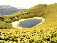 女大生登嘉明湖出現高山症 山屋高壓氧袋保命