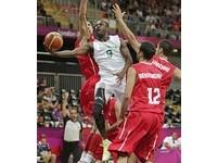 倫敦奧運/奧運一戰成名 奈及利亞球員獲進軍NBA機會