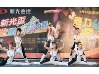 第九屆新光盃熱門街舞大賽 總冠軍可獲得獎金6萬