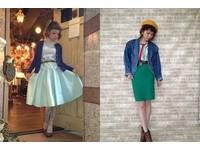 別想阻止我們穿裙子!秋冬專屬的裙類×復古女伶穿搭術