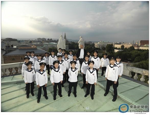 「维也纳少年合唱团」到台湾了!北中南轮唱《