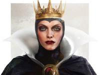 真人版反派角色登場 格琳希爾皇后大概是熬了7天7夜..
