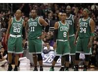 NBA/不能打分組對抗!綠衫軍僅6球員合約在身
