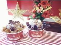COLD STONE 推出全新大人系巧克力冰淇淋─夢幻黑森林