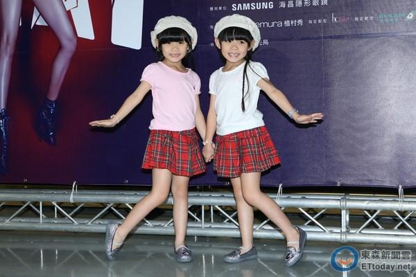 左左右右也来看蔡依林演唱会.(图/记者李锺泉摄)-直击 林俊杰羞