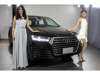 2015台北車展力邀六位時尚超模  演繹Audi品牌進化美學