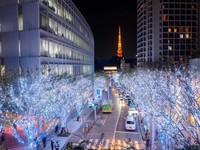 好拍且免費!東京5大必看光之走廊 夢幻燈海美到想哭