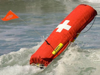 猛男救生員將失業? 遙控救生小艇超級罩
