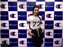 藍紅Champion進軍台北東區 潮流運動風潮再現!