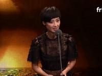 金馬獎/桂綸鎂一出場全場竊笑 嬌嗔:我真的演過俠女