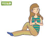 早安健康/2招經絡按摩 補腎通血促肝臟排毒