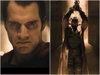 蝙蝠俠被鐵鍊吊起 面具遭「邪氣超人」摘下真面目曝光