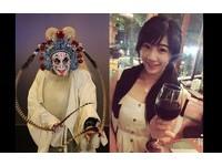 「新鮮花臉」白無常 美少女、大男孩傳承200年老京劇