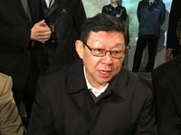陳德銘:民進黨在改變台獨綱領前 民共不會正面接觸