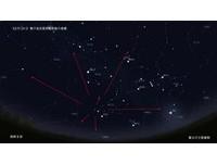 雙子座流星雨報到! 13日20時網路直播搶看9地美景