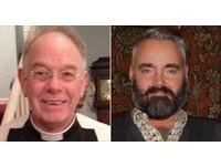 牧師同性婚遭禁神職 丈夫力挺:歡迎大家找他主持儀式