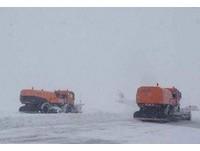 烏魯木齊降大暴雪破64年紀錄 市區積雪達30公分