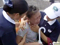 家屬聲聲喚 梓官海邊尋獲兩學生遺體