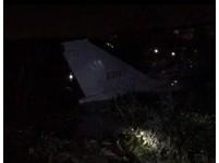今年第3架! 「殲-10」空中爆炸墜毀浙江