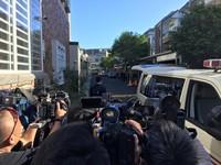 林國正挾持超過14小時 台東縣長黃健庭進入案發現場了
