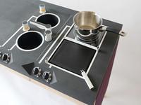 身邊人的需求引起重新思考的設計價值 廚具大改造