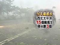 關島又有低壓! 鄭明典:入秋濕暖颱風多