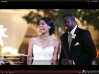 NBA/尼克費爾頓娶超美嬌妻 浪漫完成華麗婚禮