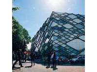 英國約克郡新地標「鑽石」 玻璃帷幕個性、歷史感兼具