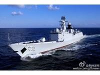 054A型導彈護衛艦「荊州艦」 正式入列東海艦隊