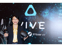 HTC VIVE中國戰略暨VR生態圈大會確認將由王雪紅開場