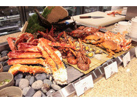 牛排、鱈場蟹、海膽 美福飯店buffet主餐還可無限續點