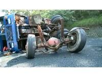 新規定! 汽車輪胎製造逾6年 不得安裝