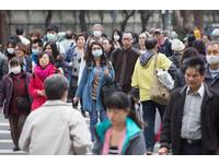大陸霾害發威 台中市小年夜PM2.5紫爆