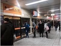 搭捷運到「松江南京」轉車 他遇「詭異經歷」讓鄉民也超毛