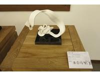 書法與3D列印的跨界 「炸彈世代」葉祐霖創意書藝展