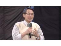 陳立宏癌後首度為蔡英文站台 「我要活著看台灣天明」