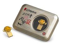 499元把猴子帶回家!Kingston推出限量金猴隨身碟禮盒