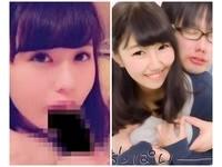 摸胸、喇舌連環爆! 盤點2015年淫照外流的日本女偶像