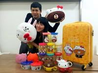 每個都想要!7-11集點新款 Hello Kitty、熊大登場